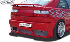 RDX Stoßstange VW Corrado mit Kennzeichenmulde Heck Schürze Hinten Spoiler