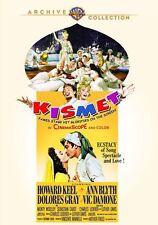 KISMET (1955 Howard Keel) english cover - Region Free DVD - Sealed
