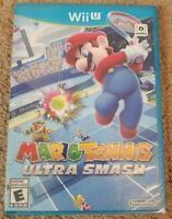 Mario Tennis: Ultra Smash Nintendo Wii U, 2015 Brand New Sealed