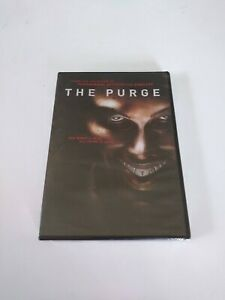 """THE PURGE""  -   DVD  -  2013  -  NEW  -  (SEALED)"