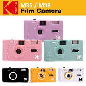 Kodak Vintage Retro M35 35mm Reusable Film Camera + Ultramax 400 Film 36exp.UK