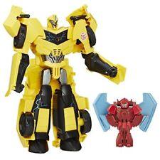 Action figure di transformer e robot originale aperti Hasbro, a tema transformers robots in disguise
