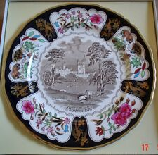 Mason's Collectors Plate CHRISTMAS 1978 BALMORAL CASTLE BOXED