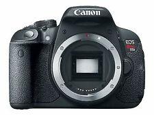 Canon EOS Rebel T5i Digital SLR Camera 8595B001 18MP FHD 3