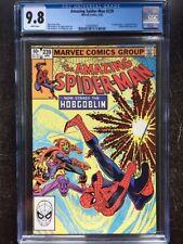 AMAZING SPIDER-MAN #239 CGC NM/MT 9.8; White pg!; 2nd Hobgoblin (4/83)!