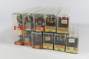 T 78969 Sammlung Röwa Personenwagen in Originalverpackung
