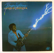 "12"" LP - Lonnie Brooks - Bayou Lightning - B2407 - washed & cleaned"