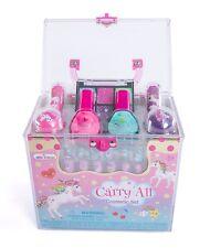 Girls Cosmetic Set - 20 Piece Unicorn Non-Toxic Makeup Set w/ Carrying Case