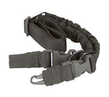 Tactical Heavy Duty Two Point or Single Point Bungee Sling with Quick Detach