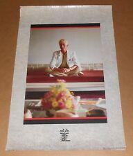 David Bowie Poster 1984 Original 35x23 Bi-Rite #15-296