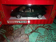 1/18 TONKA Polistil Lamborghini Countach C/spoiler  NEUF EN BOITE