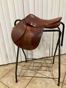 "Stubben Camelot 16.5"" English hunt saddle (sb)"
