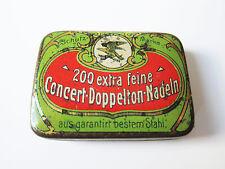 Grammophon NADELDOSE CONCERT DOPPELTON gramophone needle tin