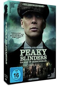 Peaky Blinders: Gangs of Birmingham - Kompletten Staffel 1&2 - DVD / Blu-ray NEU