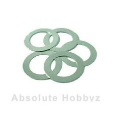 Novarossi Head Gasket Shim 2.1cc 0.30mm/.12in Alluminum (5pcs) - NVR03605
