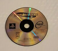 Cool Boarders 3 PlayStation PSX PS1...(253)