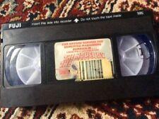 Slasher VHS Films Pre Cert
