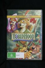 Disney - Robin Hood - R4 - (D482)