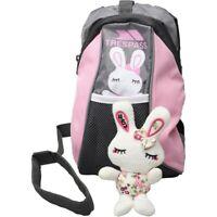 Trespass Kids Cohort 5 Litre Backpack For Tiny Tots Powder Pink BNIB RRP £21.99