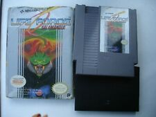 Life Force Salamander - Nintendo NES PAL B French - cart & box only