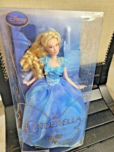 NEW Disney Live Action Cinderella Doll from Disney Store, Ella, HTF