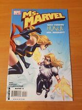 Ms. Marvel #10 ~ NEAR MINT NM ~ (2007, Marvel Comics)