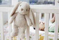 Cloud B Bubbly Bunny- Baby Sleeping Aid