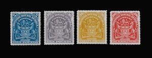 ***REPLICA*** of 1901 Rhodesia  £5 - £100 , Rare set