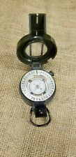 Israeli Army Zahal Oil Prismatic Compass Made in Israel by EL-OP