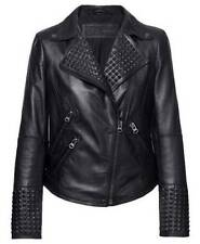 Zara Leather Dry-clean Only Coats, Jackets & Vests for Women