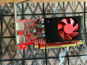HP AMD RADEON R7 430 DUAL DISPLAY PORT 2GB FULL HEIGHT VIDEO CARD - L11302-001