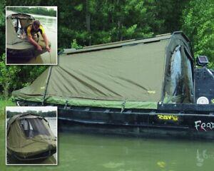 Black Cat Special Boat Cave Zelt 335cm 220cm 105cm NEW Bootszelt ABVERKAUF