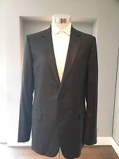 Dior Homme Black Suit Size 52/50. Original price was $3,990.00