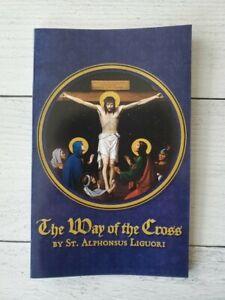 Large Print The Way of the Cross Booklet by Saint Alphonse Liguori