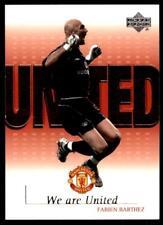 Upper Deck Manchester United 2001-02 (We Are united) - Fabien Barthez U5