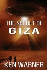 More details for the secret of giza (the kwan thrillers) by warner, ken book the cheap fast free