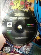 Command and Conquer Red Alert Disc 2 of 2 - Soviet (Playstation 1) Disc Only