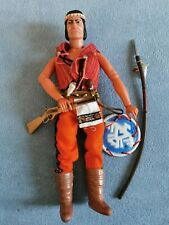 Gabriel / Marx Lone Ranger Figur Red Sleeves / The Gun Runner Outfit, nice, lose