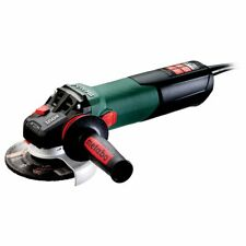 Metabo 600572420 5-Inch 13.5-Amp VTC Angle Grinder with Lock-On Slide Switch
