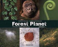 Forest Planet: The Last Green Paradises (Greenpeace Books), , Henningsen, Thomas
