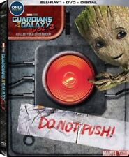 Guardians of the Galaxy Vol 2 3D 3D (used) Blu-ray Only Disc Please Read