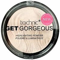 Technic Get Gorgeous Highlighting Powder Face Highlighter Contour # 25703