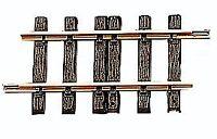 LGB G SCALE STRAIGHT TRACK 150MM (BOX OF 12) | BN | 10150