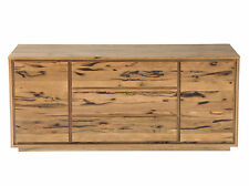 Bunbury - Solid Marri Timber - 2000mm Buffet