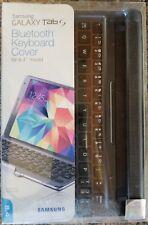 "SAMSUNG EJ-CT700 Bluetooth Keyboard Bookcover Keyboard for 8.4""  Black"