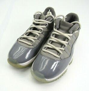 Nike Air Jordan 11 Retro Low Cool Grey 2018 528895-003 Men's Size 9.5