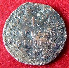 Schöne Einzelstück altdeutsche Kleinmünzen & Teilstücke aus Kupfer