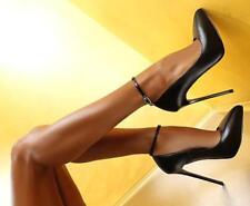 2019 Womnes 13cm Party Sexy Ankle Strap Stilettos High heel Shoes European New