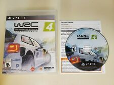 WRC 4: FIA WORLD RALLY CHAMPIONSHIP PLAYSTATION 3 PS3 - FREE SHIP