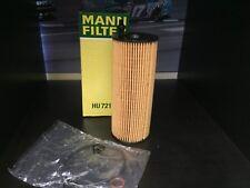 ORIGINAL MANN-FILTER Ölfilter HU721/5x BMW1er 3er 5er X1 X3 X5 X6 NEU